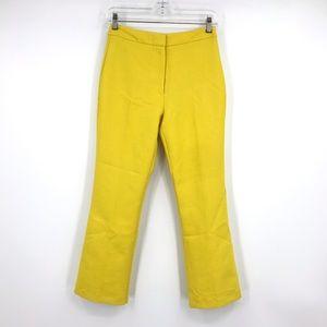 Topshop Trouser Pants Slim Mid Rise Ankle Crop